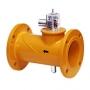 Клапан запорный газовый электромагнитный КЗГЭМ