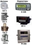 Электронные динамометры сжатия ДОС-3-И