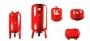 Гидроаккумуляторы и расширительные баки
